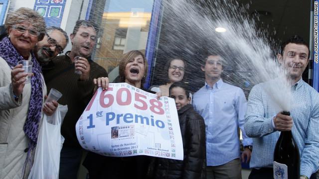 El 76058, el número ganador de El Gordo de la Lotería de Navidad de España