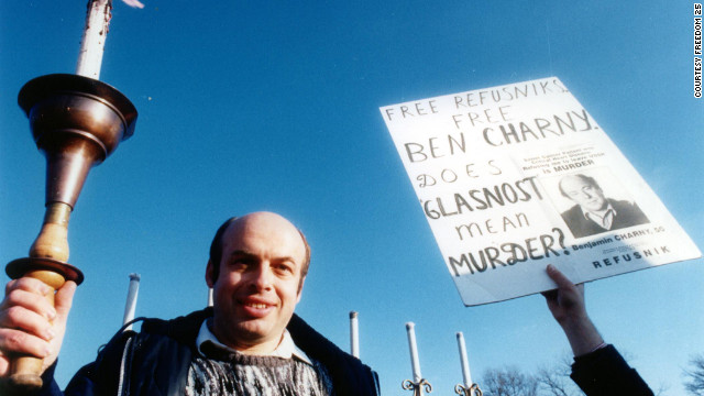 Natan Sharansky, the most famous refusenik, was freed in 1986 and traveled around the U.S. to drum up support for the rally, which was his brainchild. He went on to be a human rights activist, author and politician in Israel. 