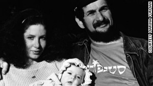 Marina and Lev Furman, with their baby Aliyah, took great risks to leave the Soviet Union.