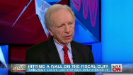Lieberman: More than 50% chance of cliff dive