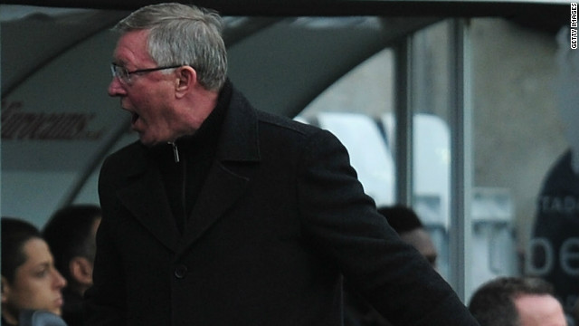Ferguson was left raging after seeing van Persie struck by the ball and vented his fury after the contest. He said: &quot;It was absolutely deliberate. The whistle has gone, the game has stopped and he has done that right in front of the referee, he could have killed the lad. It was a disgraceful act by the player, he should banned for a long time.&quot;