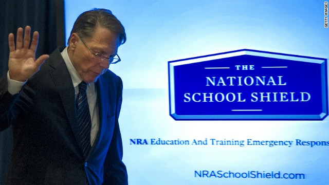 Republicans not jumping onto NRA's gun plan