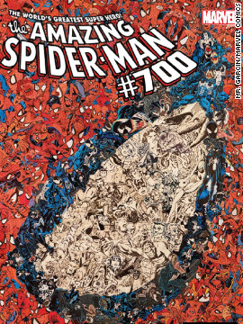"The 700th and final issue of ""Amazing Spider-Man"" shook the Spidey-verse to its foundations. Even before the issue was released, some fans were up in arms on social media. The <a href='http://www.cnn.com/2012/12/26/showbiz/celebrity-news-gossip/spidey-700-controversy/index.html'>firestorm erupted</a> after Marvel revealed that Spider-Man's alter ego, Peter Parker, would die and the role of Spider-Man would be taken over by his archenemy, Doctor Octopus, in a new series called ""The Superior Spider-Man."""