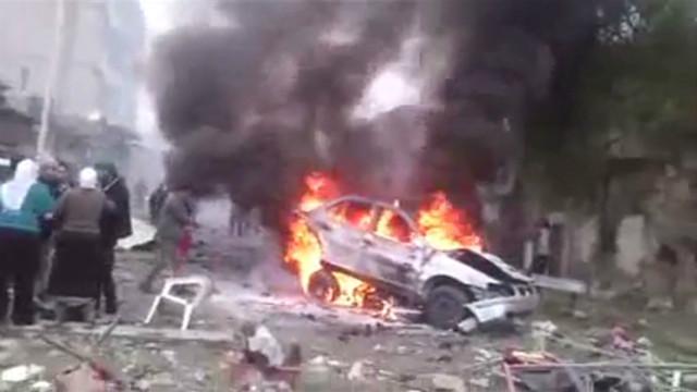 Decenas de muertos tras bombardeo a una panadería en Siria, dicen opositores