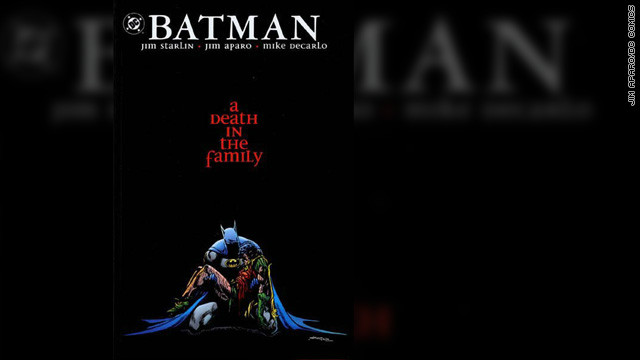 Back in &quot;Batman,&quot; the second Robin, Jason Todd, died in 1988 after fans were asked to vote over the phone to determine his fate. Todd was seen for well over a decade as the one dead character who would never return. But in 2005, &quot;Under the Hood&quot; reintroduced Jason as the Red Hood, and Jason is now a regular character with his own comic book series.