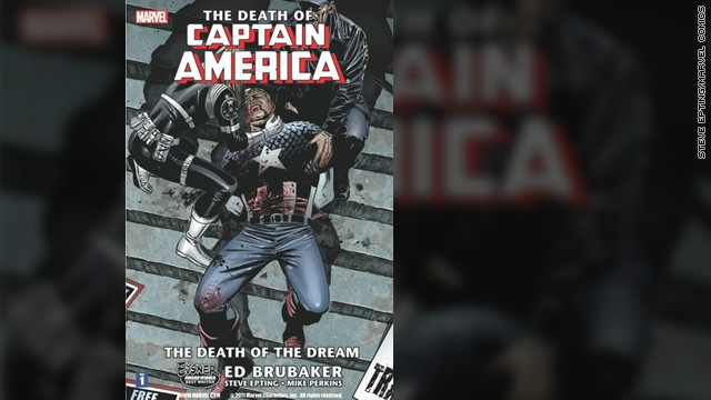 "Captain America's (aka Steve Rogers') assassination, seen as symbolic of attitudes towards the U.S. at the time, was the most talked about comic book storyline in 2007. ""Captain America"" #25 sold through the roof, after the story received huge media attention. Cap eventually returned in 2009, but not before his former sidekick Bucky Barnes (who himself was believed to be dead for decades) took charge of the famous mask and shield."