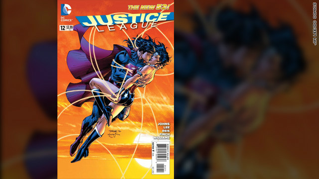 "So much for the famous romance between Superman and Lois Lane. The Man of Steel sought solace in the arms of Wonder Woman starting in 2012's ""Justice League"" #12, potentially turning the League on its head. It was just the latest major change after DC Comics (owned by Time Warner, which owns CNN) hit a reset button of sorts a year earlier, relaunching and revising its famous characters in the ""New 52."""