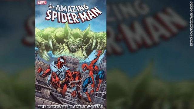 "Starting in 1994, the multi-year ""Clone Saga"" shook Spider-Man fans to the core, as it was revealed that Peter Parker had been a clone all along, and his entire life was a lie (the seeds for which were planted over 20 years before). Ben Reilly took over as the new Spider-Man, and a large number of readers revolted. By 1996, Peter was restored as Spider-Man."