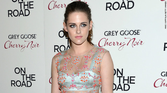 Overheard: Kristen Stewart on 'Snow White' sequel