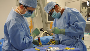 Hudson undergoes the procedure at Medstar Georgetown University Hospital, which does more bone marrow harvests than any other facility in the country.