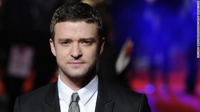 Justin Timberlake unveils album cover, tracklist