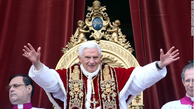 Pope Benedict to resign at the end of the month, Vatican says