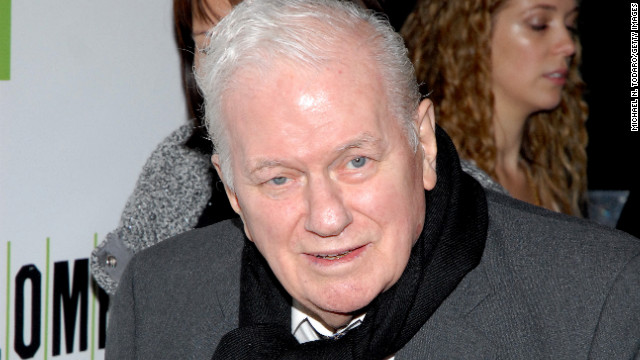 Character actor Charles Durning died on Christmas Eve at the age of 89, according to his family. Durning attends the opening night of &quot;Lombardi&quot; on Broadway at the Circle in the Square Theatre on October 21, 2010, in New York City. 
