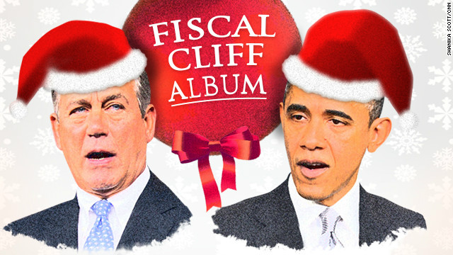Fiscal cliff: the album