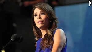 The Eva Longoria Foundation supports education efforts for Latina women.