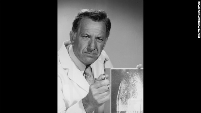 Klugman starred in &quot;Quincy M.E.&quot; as medical examiner Dr. R. Quincy from 1976 to 1983.