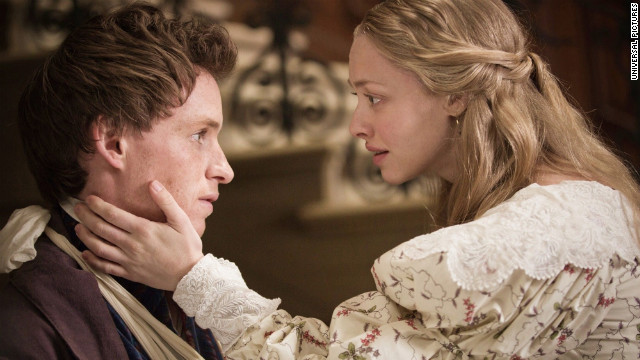 'Les Misérables' tops Christmas box office