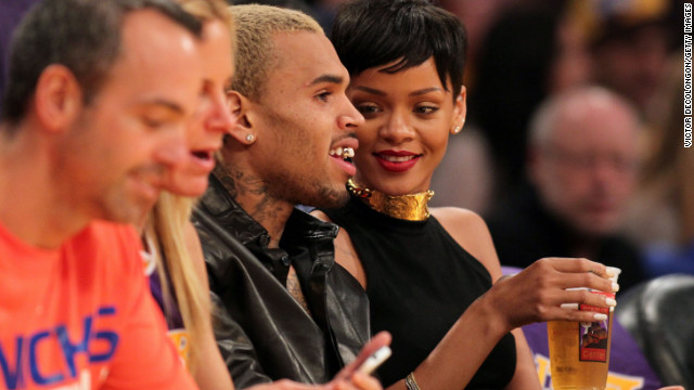 Rihanna and Chris Brown tease us yet again