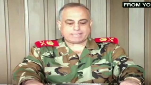 Deserta el jefe de la policía militar de Siria