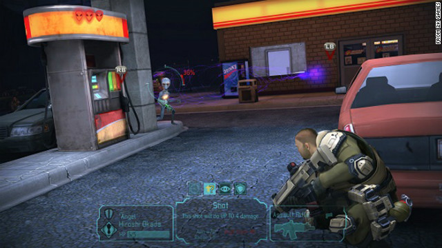 """XCOM: Enemy Unknown"" presents gamers with a big challenge: Build and lead a worldwide military force to defend Earth from alien invaders with superior technology."