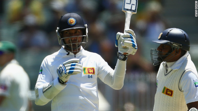 Kumar Sangakkara Joins 10000 run scorers club