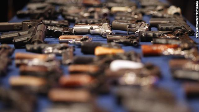 Doctors asked to participate in gun debate