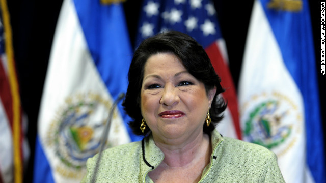 New Sotomayor memoir reveals pain, joys of an 'extraordinary journey'
