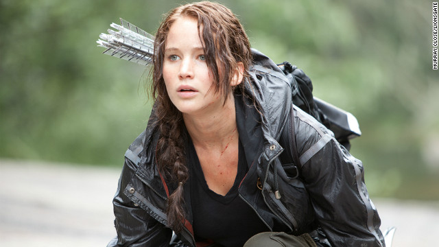 Jennifer Lawrence stars as