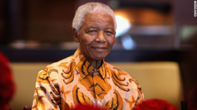 Zakaria: We haven't seen leadership like Mandela's for a long time