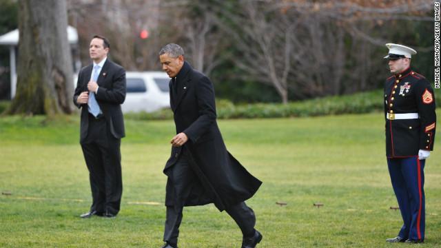 El Senado de EE.UU. y Barack Obama discuten sobre el abismo fiscal