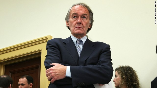 Markey airs ad referencing Newtown
