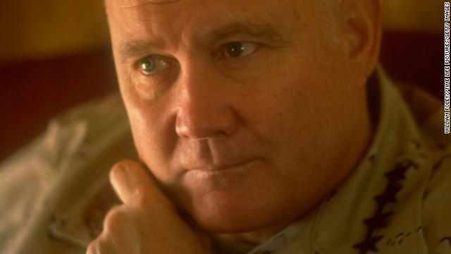 Muere el general Norman Schwarzkopf, que comandó la Guerra del Golfo