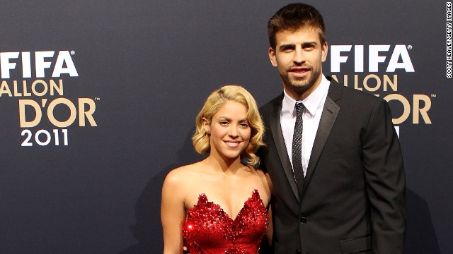 Shakira welcomed a son ... or did she?
