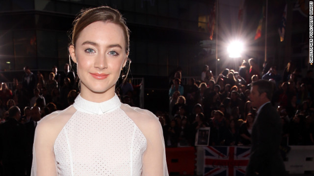 Speaking of young adult adaptations, Saoirse Ronan will star in &quot;The Host,&quot; set to hit theaters in March. In addition to the thriller &quot;Byzantium,&quot; the young actress has a few other projects gearing up for a 2013 release, according to Internet Movie Database.