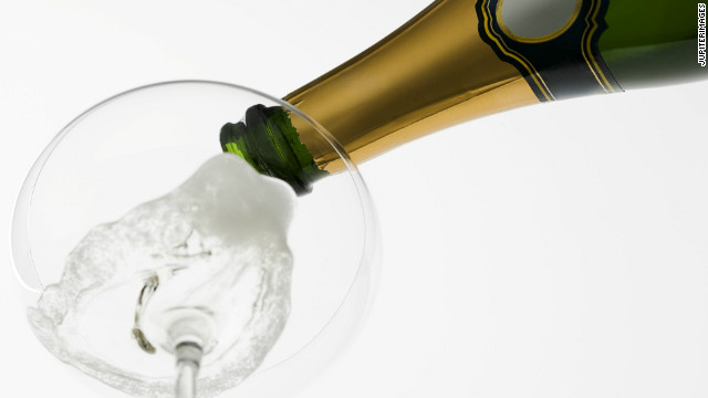 New Year&#039;s Eve bubbles for budgets from billionaire to broke