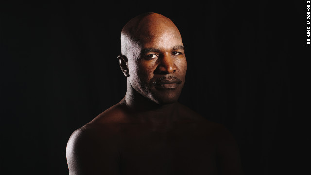 Boxer Evander Holyfield, 50, went from rags to riches at 21 and struggled with money after his rise to heavyweight champion.