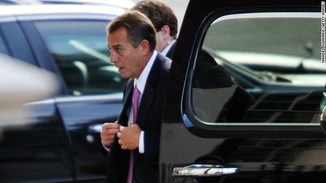 "House Speaker John Boehner's ""Plan B"" to avert a fiscal cliff couldn't rally enough support."