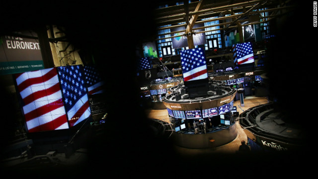 Stocks brace for fiscal cliff reckoning