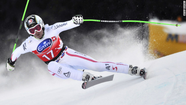 Austria's Reichelt also clocked 1:58.62 as the 32-year-old claimed his fifth career victory -- his first this season.