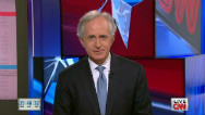 Sen. Corker is confident in a fiscal cliff deal
