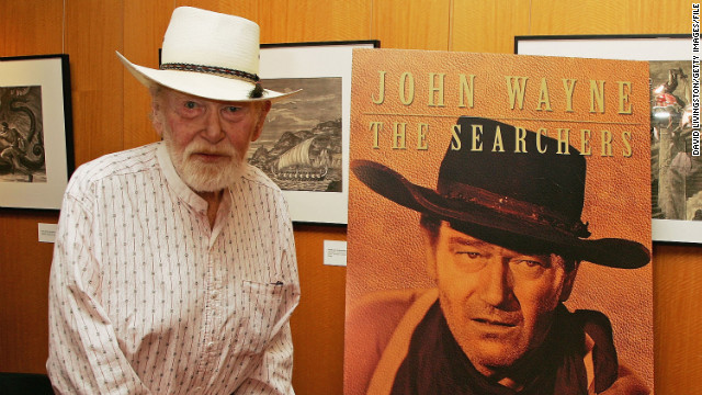 <a href='http://www.cnn.com/2012/12/29/showbiz/obit-harry-carey-jr/index.html' target='_blank'>Harry Carey Jr</a>., an actor best known for his characters in Western movies, died December 27 at age 91. He had appeared in nearly 100 films during his career.
