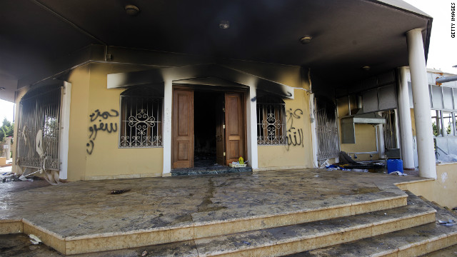 Report blames poor security, inadequate response in Benghazi attack