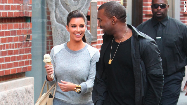 In April the pair were seen hitting the streets of New York, eating ice cream and laughing with one another.