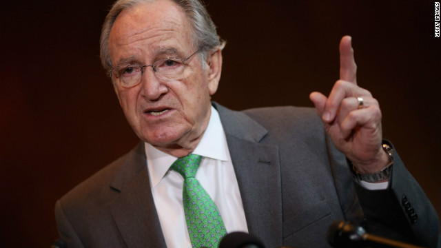 "Harkin: Democrats unhappy; ""We may object"" to suggested deal"