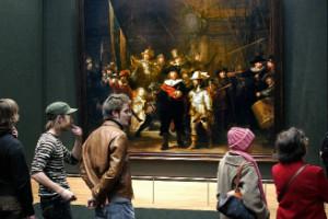 El museo Rijksmuseum, en Ámsterdam