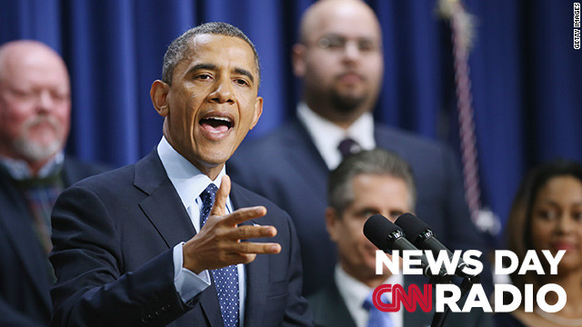 CNN Radio News Day: December 31, 2012