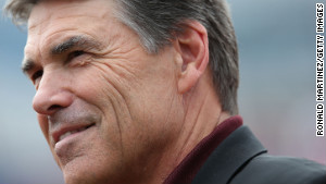 Gov. Rick Perry says a new law will provide health care for low-income women while respecting conservative values.