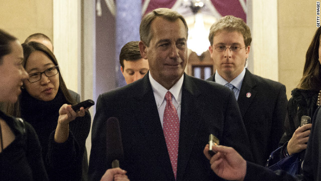 Latest updates: House approves fiscal cliff bill