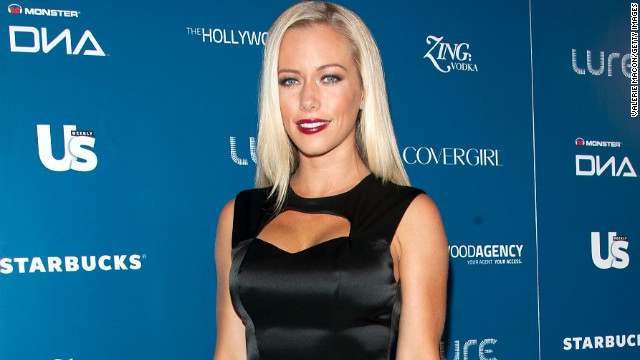 Kendra Wilkinson joined Holly Madison on the E! reality show &quot;The Girls Next Door&quot; along with Bridget Marquardt. In 2009 she married NFL player Hank Baskett and they are the parents of a young son, Hank, Jr.