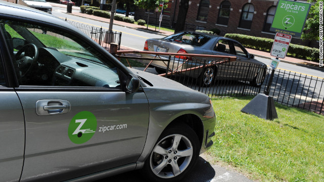 Avis to buy Zipcar